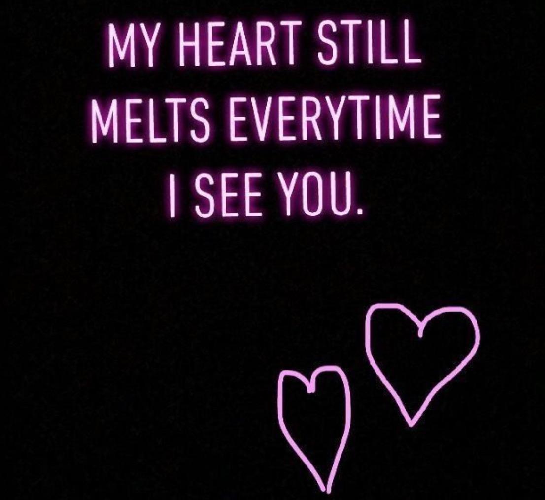My Heart Still Melts