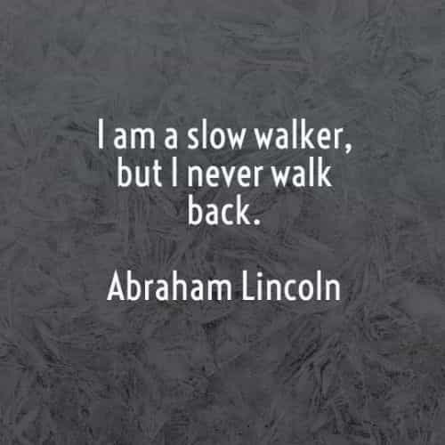 I Am A Slow Walker...