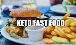 Best Fast Food For Keto