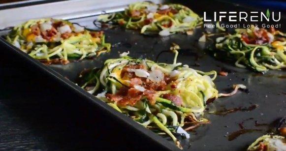 baked zucchini recipes