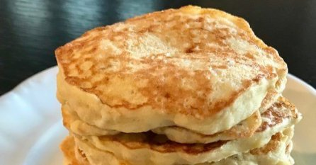 Almond Flour Pancakes Keto