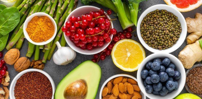 Foods That Are Good For Your Skin