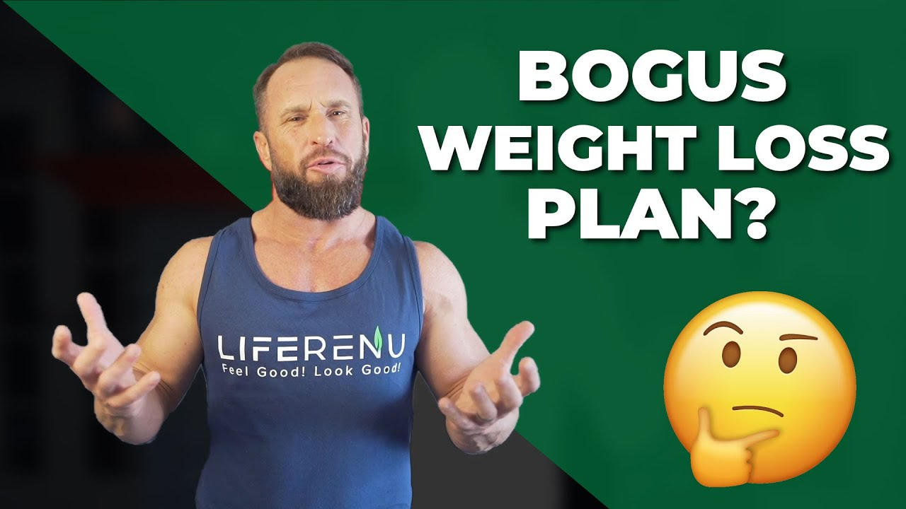 Bogus Weight Loss Claims liferenu