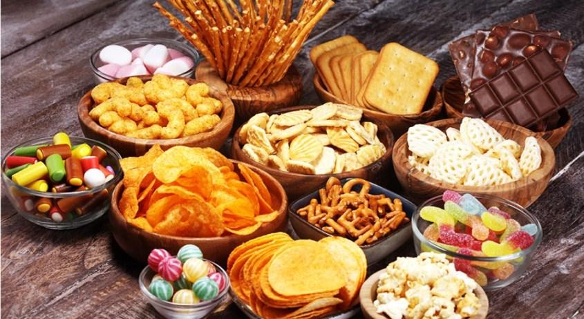 Unhealthy Healthy Snacks