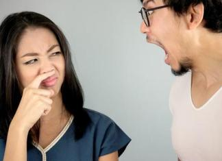 lifestyle causes of mouth odour