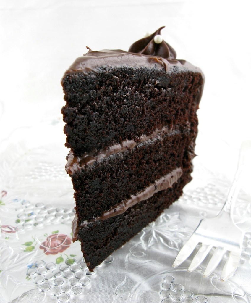 CHOCOLATE ESPRESSO LAYER CAKE VIII