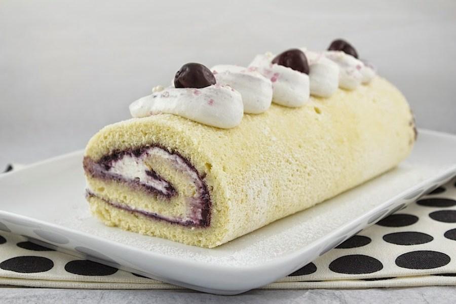 Jelly Roll Bûche VI