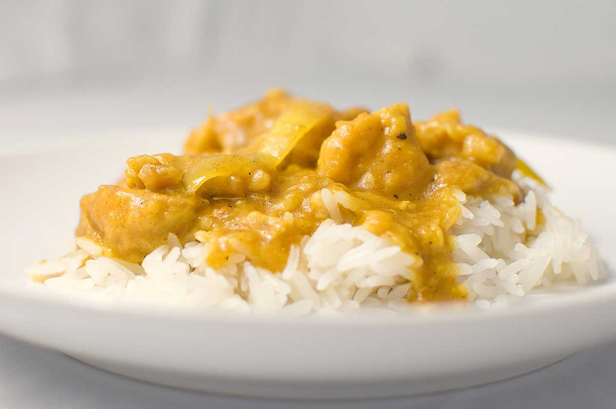 Image result for curry chicken
