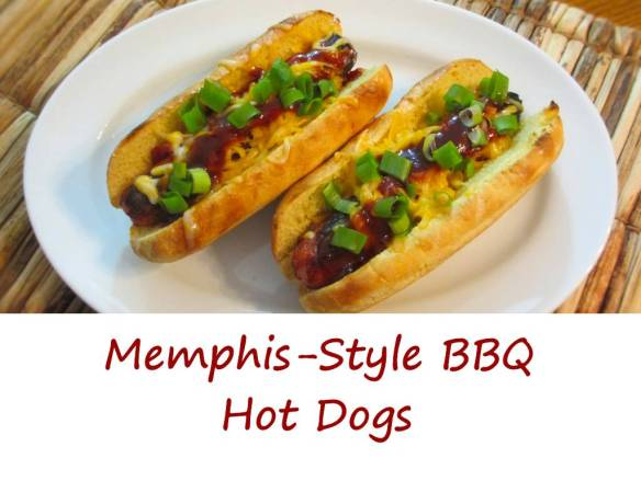 Memphis-Style BBQ Hot Dogs
