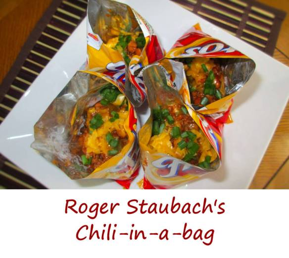Roger Staubach's Chili-in-a-bag