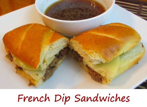 French Dip Sandwiches 2