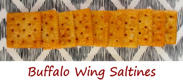 Buffalo Wing Saltines