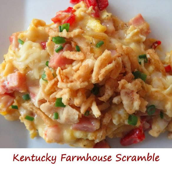 Kentucky Farmhouse Scramble