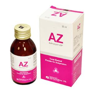 AZ - Powder for Suspension-35ml (Aristopharma)