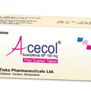 Acecol - 100mg (Ziska Pharma)