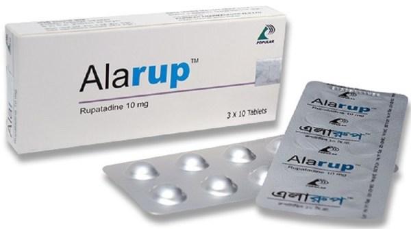 Alarup 10 mg Tablet(Popular Pharmaceuticals Ltd)