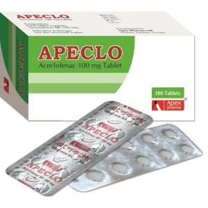Apeclo tablet 100mg-Apex Pharma