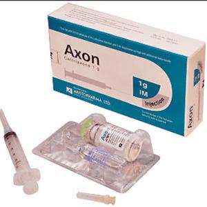Axon-IM Injection 1 gm Aristopharma Ltd