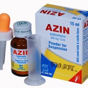 Azin powder for suspension 15 ml (ACME Laboratories Ltd)