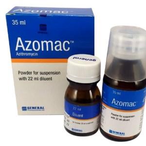 Azomac-Powder for Suspension 35 ml