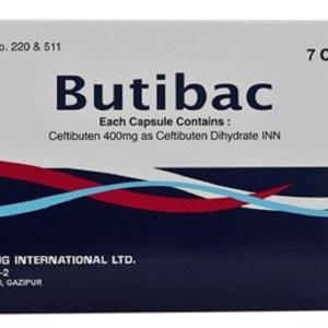 Butibac Powder for Suspension 90 mg 5 ml - 60 ml(Drug International Ltd)