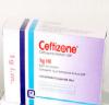 CeftizoneIM Injection 1 mg vial Renata Limited