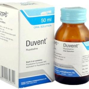 Duvent Oral Solution 50 ml(Beximco Pharmaceuticals Ltd)