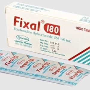 Fixal 180 mg Tablet (Opsonin Pharma Ltd)