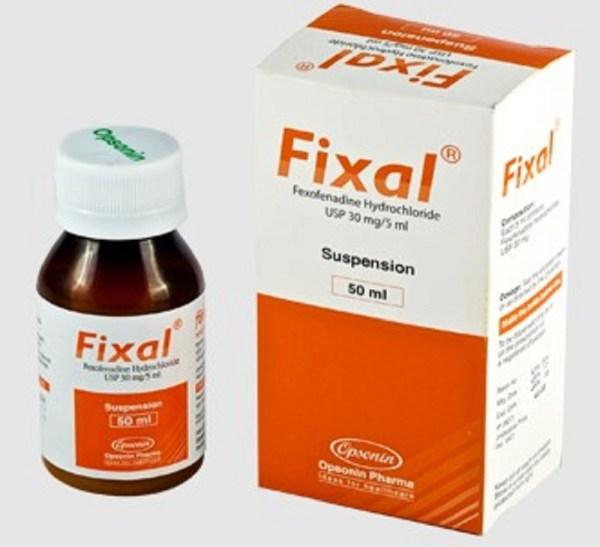 Fixal Oral Suspension 50 ml (Opsonin Pharma Ltd)