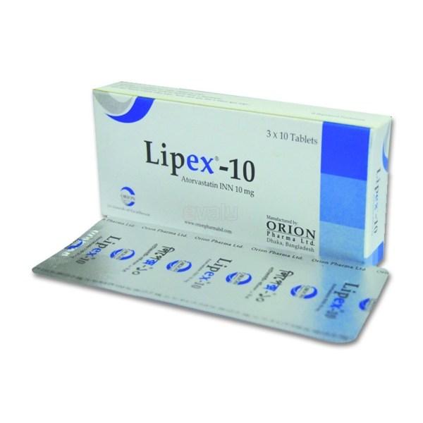 Lipex-10-Orion Pharma Ltd