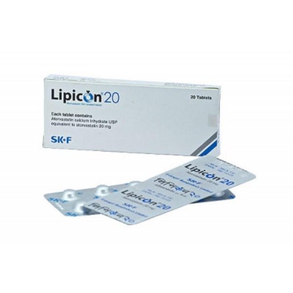 Lipicon-20-Eskayef Bangladesh Ltd