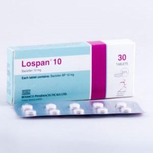 Lospan-10-Beximco Pharmaceuticals Ltd