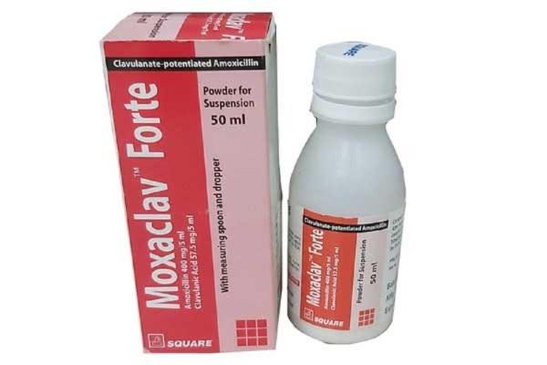 Moxaclav Forte-powder for sus-square