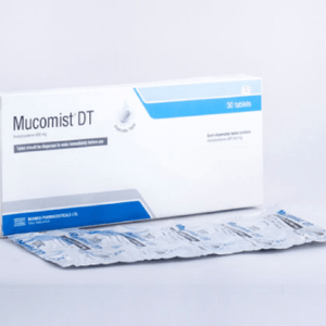 Mucomist DT 600 mg tablet-Beximco