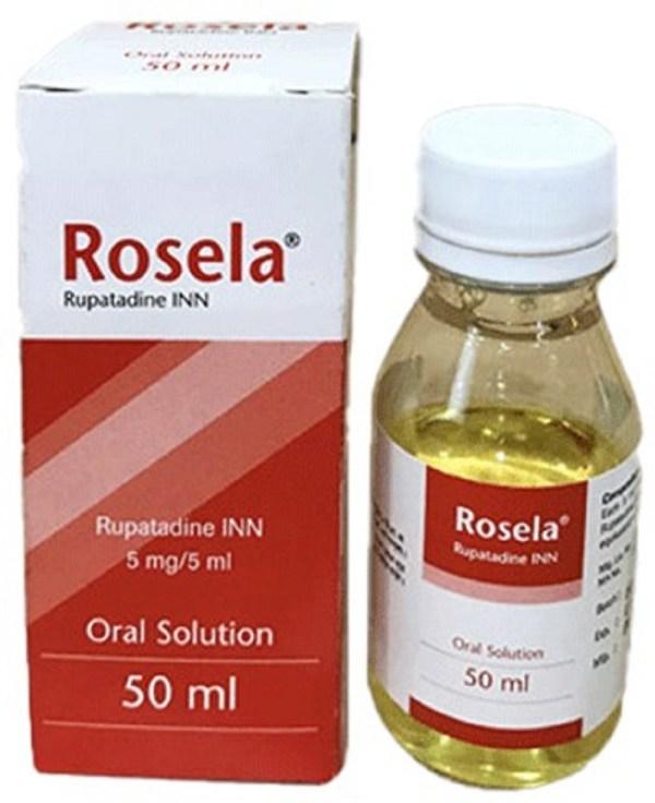 Rosela Oral Solution 50 ml bottle(Healthcare Pharmacuticals Ltd)