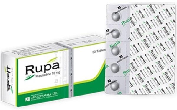 Rupa 10 mg Tablet(Aristopharma Ltd)