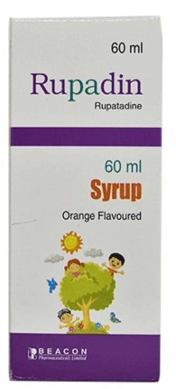Rupadin Oral Solution 60 ml(Beacon Pharmaceuticals Ltd)