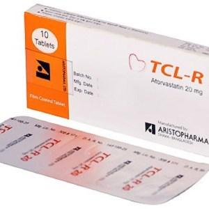 TCL-R-20-Aristopharma Ltd