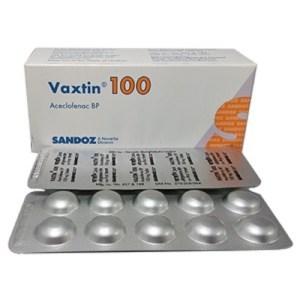 Vaxtin - 100mg tablet-Sandoz