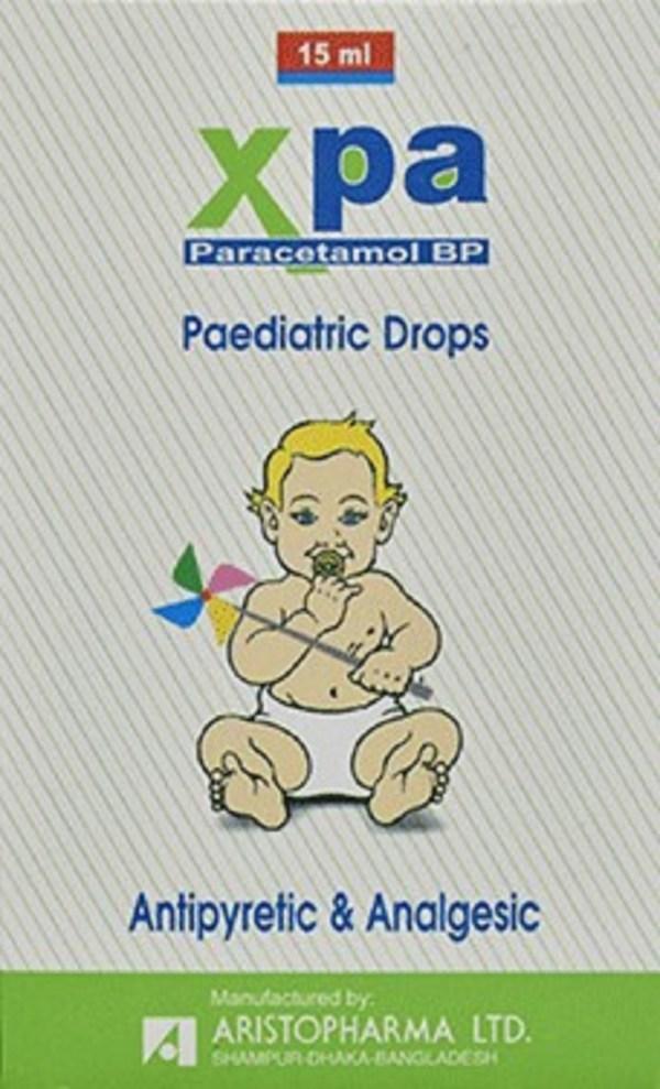 Xpa Pediatric Drops 15 ml (Aristopharma Ltd)