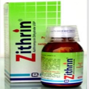 Zithrin Powder for Suspension 35 ml (Renata Limited)