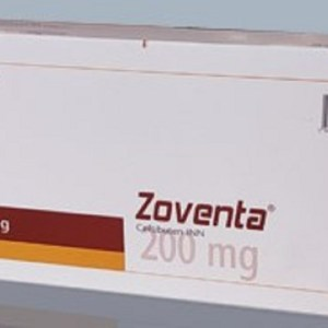 Zoventa200 mg Capsule (Healthcare Pharmacuticals Ltd)