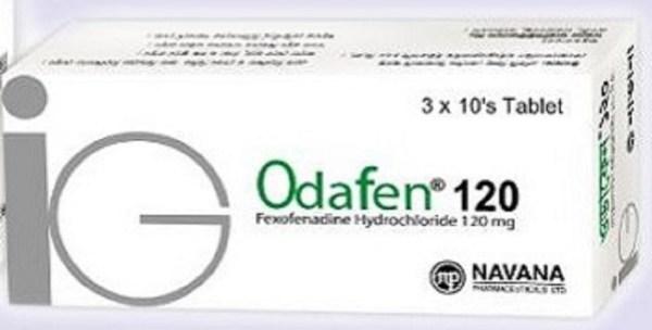 odafen 120 mg Tablet (Navana Pharmaceuticals Ltd)