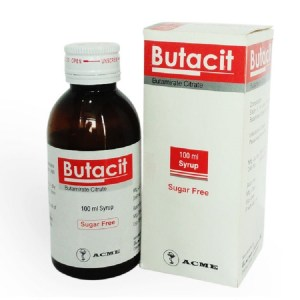 ButacitACME Laboratories Ltd syrp