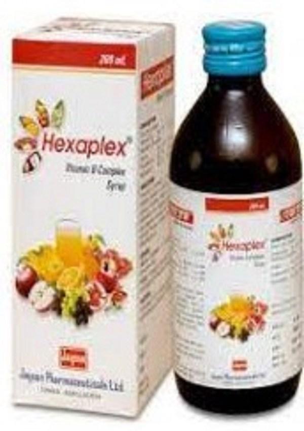 Hexaplex syrup 100 ml (Jayson Pharmaceuticals Ltd)