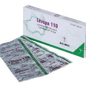 Levopa - Tablet 100 mg+10 mg(ACME Laboratories Ltd)