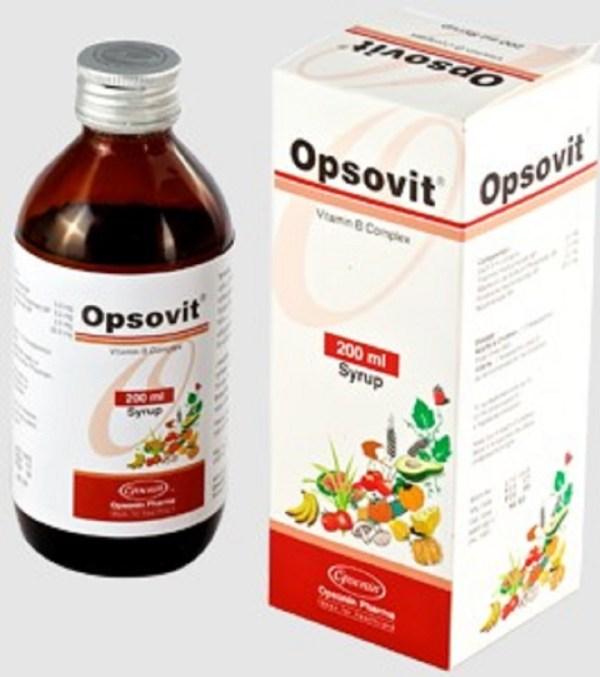 OpsovitSyrup 200 ml(Opsonin Pharma Ltd)