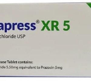 AlphapressXR - 5 mg Tablet ( Renata )