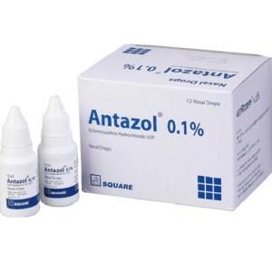 Antazol - Nasal Drop 0.1% ( Square )