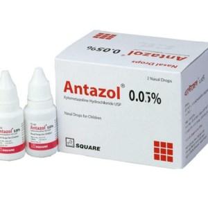 Antazol - Nasal Drop 0.5% ( Square )